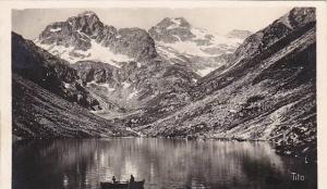 France Cauterets Le Lac d'Estom Photo