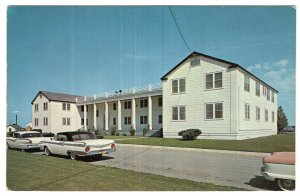 Bunker Hill Air Force Base, Indiana, Base Headquarters