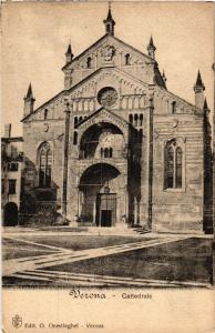 CPA VERONA Cattedrale. . ITALY (448515)