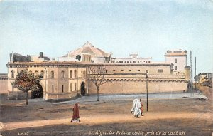 La Prison vicile pres de la Casbah Alger Algeria Unused