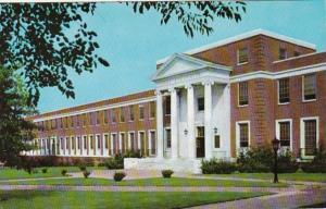 North Carolina Greensboro Home Economics Building Woman's College Univer...