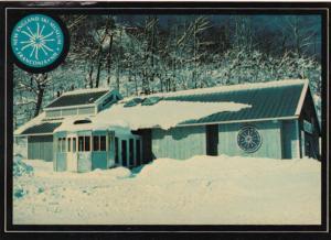 New Hampshire Franconia Notch New England Ski Museum
