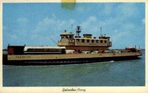 Galveston Ferry - Texas