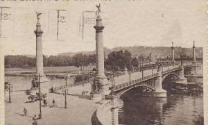 Belgium Liege Le Pont de Fragnee 1934