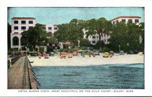 Misissippi Biloxi Hotel Buena Vista
