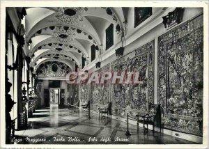 Postcard Modern Lake Maggiore Belle Ille des Gobelins Room