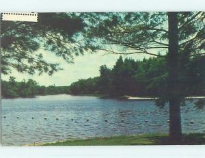 Pre-1980 TOWN VIEW SCENE Berthier - Berthierville Quebec QC p9996