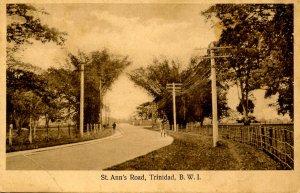 Trinidad - St. Ann's Road