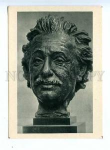 179945 Dr. Albert Einstein by Davidson old postcard