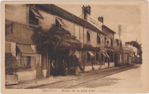 BARBIZON.-Hotel de la Clef d'Or, France, 00-10s