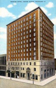 Michigan Grand Rapids Morton Hotel