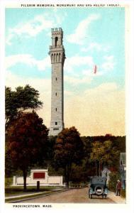 13214  MA Provincetown  Pilgrim Memorial Monument