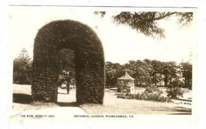 RP: Botanical Gardens , Warrnambool , Australia, 1910-30s
