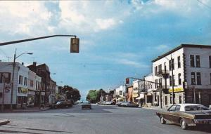 Main Street , SOUTHAMPTON , Ontario , Canada , 1980