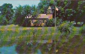 Vermont Shelburne Vergennes School 1830 Shelburne Museum