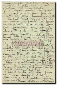 Paris Tour Eiffel Old Postcard and general view