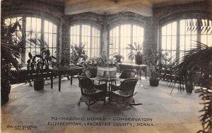 70 - Masonic Homes - Conservatory Elizabethtown Pennsylvania, PA