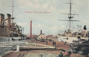 PHILADELPHIA, Pennsylvania, 1900-10s; League Island Navy Yard