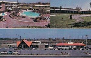 WELDON , North Carolina , 1950-60s ; Howard Johnson's Motor Lodge