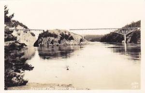 RP, Deception Pass Bridge, Washington, 1920-1940s Ellis 287