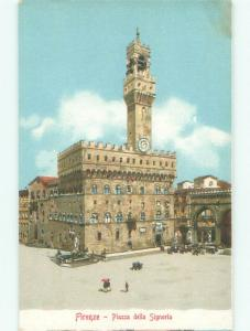 Pre-1907 NICE VIEW Florence - Firenze - Tuscany Italy i5213