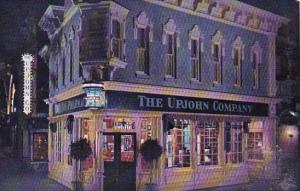 The Upjohn Company's Old Fashioned Drugstore In Disneyland