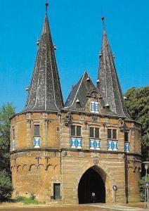 Netherlands Kampen Cellespoort Studentensocieteit Gate