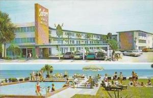 Florida Daytona Beach Safari Beach Motel &  Swimming Pool
