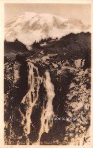 Edith Falls - Rainier National Park, Virginia