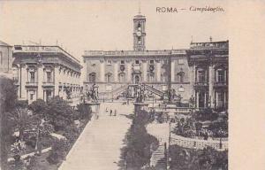 Campidoglio, Roma (Lazio), Italy, 1900-1910s