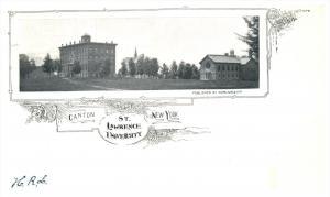 17482  NY Canton St.lawrence University   PMC