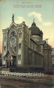 Montreal Canada, du Canada Notre Dame de Lourdes Church  Notre Dame de Lourde...