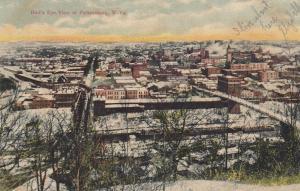 Bird's Eye View of PARKERSBURG , West Virginia, PU-1910
