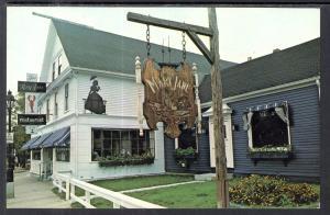 Mary Jane Restaurant,Bar Harbor,Maine