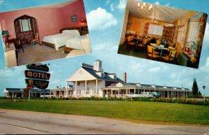 Maryland Newburg White House Motel Restaurant and Cocktail Lounge