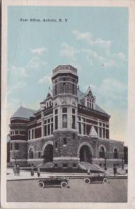 New York Auburn Post Office