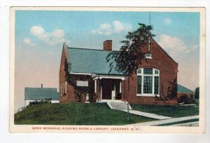 256 N H Lakeport   GOSS MEMORIAL  Library