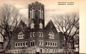 Kansas Fredonia Methodist Church