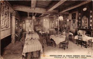 CPA Cordes Hostellerie du Vieux (615123)