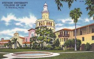 Florida Saint Petersburg Stetson University College Of Law