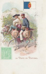 La Poste en PORTUGAL , 1902