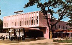 Auditorium, St Joseph's Convent Bangkok Thailand Unused