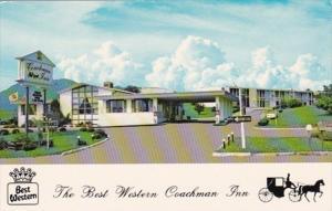Virginia Roanoke Best Western Coachman Inn
