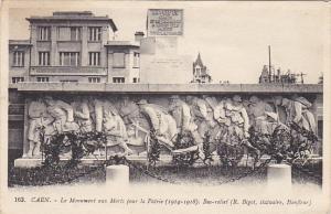 France Caen Le Monument aux Morts pour la Patrie