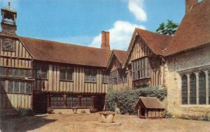 England Ightham Mote, The Courtyard, near Sevenoaks in Kent