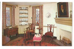 Washington Crossing State Park Thompson Neely House Parlor