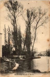CPA  Nemours - L'Ile du Moulin  (249544)