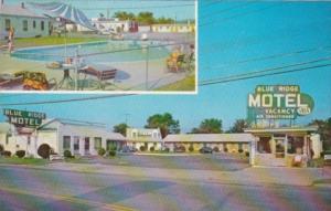 Virginia Front Royal Blue Ridge Motel