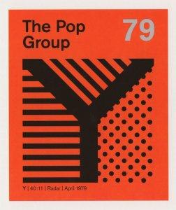 The Pop Group 1970s Dub Funk Free Jazz Political Rock LP Postcard