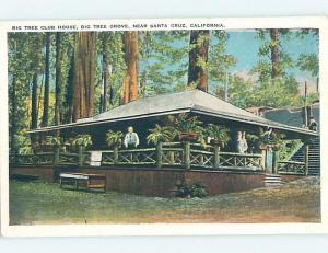 Unused W-Border BUILDING Santa Cruz California CA hn9394